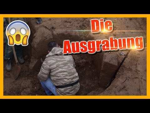 German Treasure Hunter 7/2016 Die Ausgrabung