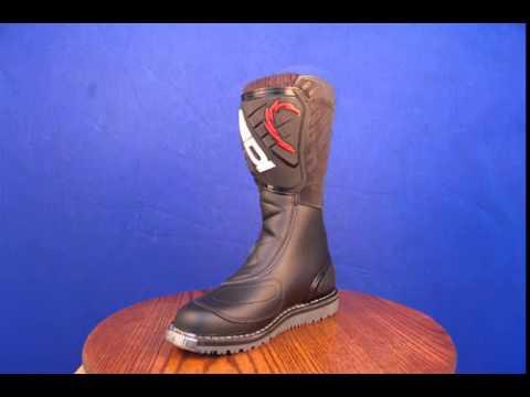 SIDI Discovery Rain Boots RevZilla