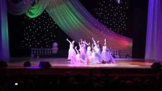 """Шоу-балет """"Алиса"""" - Вальс """"Сентименталь"""" 30.11.2013"""