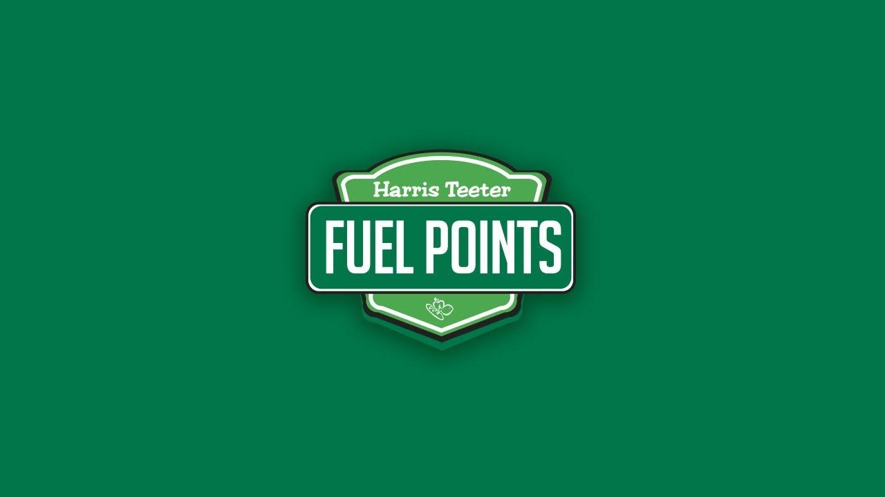 Harris Teeter Fuel Points