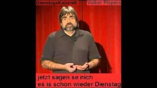 Volker beweist Moral