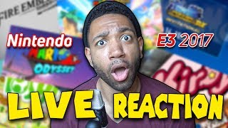 NINTENDO WON E3 AGAIN!!! - [Nintendo Spotlight E3 2017 REACTION]