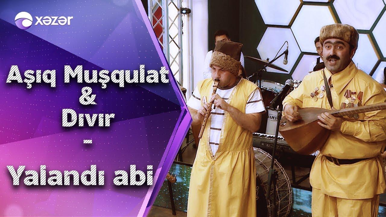 Aşıq Müşqulat- Dıvır (Yalandı abi) Elnur Mahmudov, Çingiz Mütəllimov