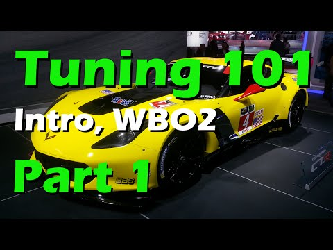 Engine Tuning 101 – Part 1 – Intro, Lambda, Wideband