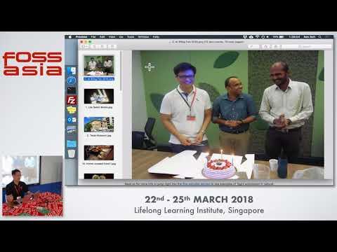 Automating Processes ?Using TagUI Tool? - FOSSASIA 2018