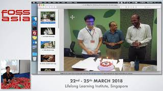 Automating Processes ​Using TagUI Tool​ - Ken Soh - FOSSASIA 2018