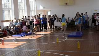 Олімпійський урок у школі села Лісниче Бершадського району. Частина 2