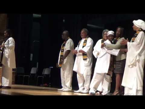 Timbuktu Academy 8th grade ceremony 2016  part 3