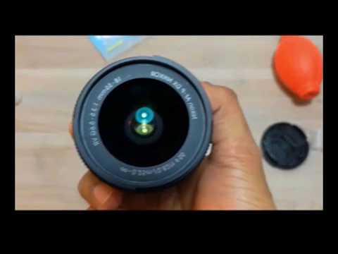 (Quick Tutorial) how to clean DSLR lens in a perfect and professional way in few minutes