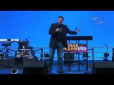 """The Fire of God"" - Evangelist Daniel Kolenda"