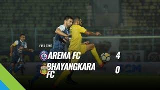 Download Video [Pekan 10] Cuplikan Pertandingan Arema FC vs Bhayangkara FC, 22 Mei 2018 MP3 3GP MP4