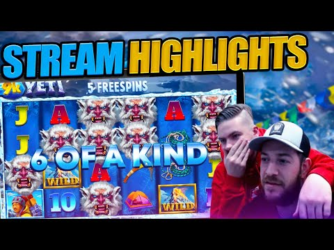 JOINT STREAM HIGHLIGHTS! 9K Yeti, Captain Venture, Imperial Dragon & More!