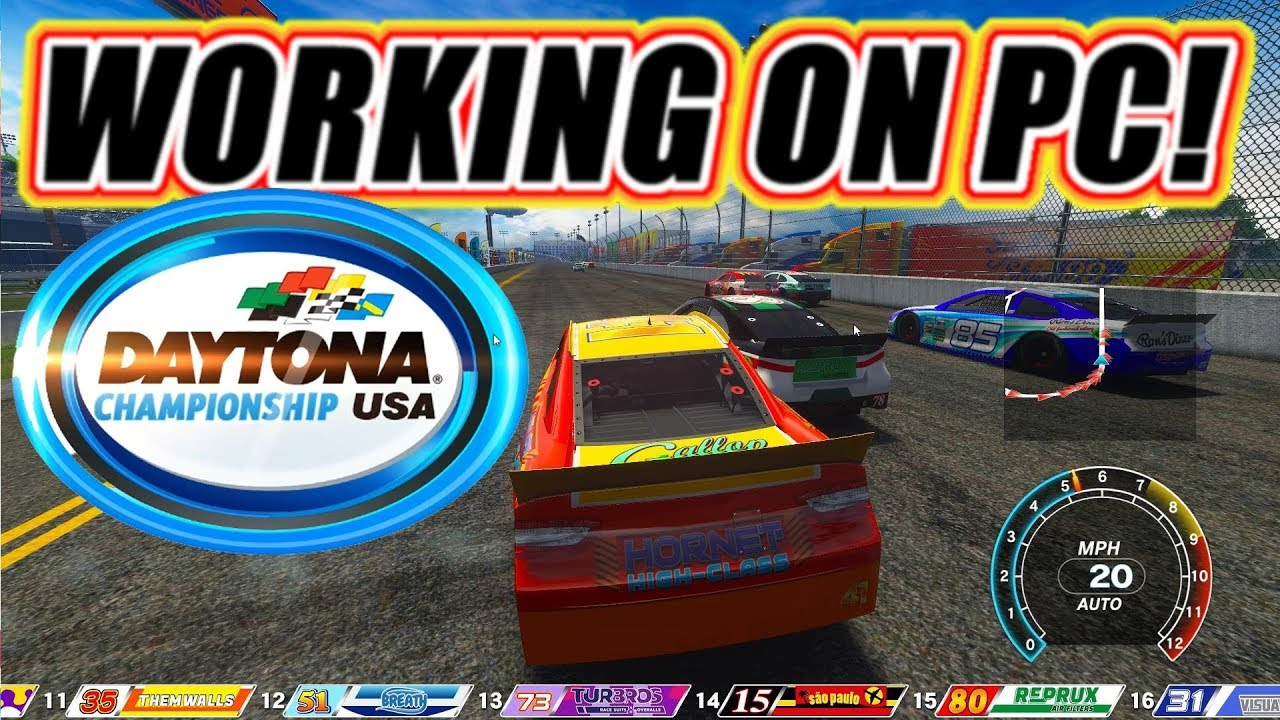daytona usa 3 pc download working