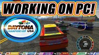 Daytona Championship USA (2017) - Working on PC!