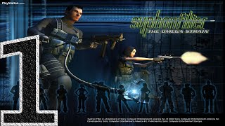 Syphon Filter Omega Strain [1] Whole New Experience (Lets Play)