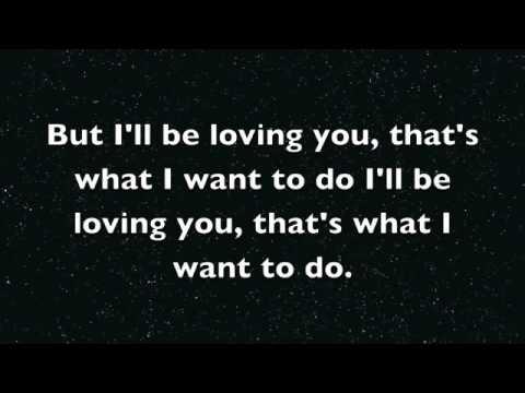 Michael Jackson Loving You Lyrics