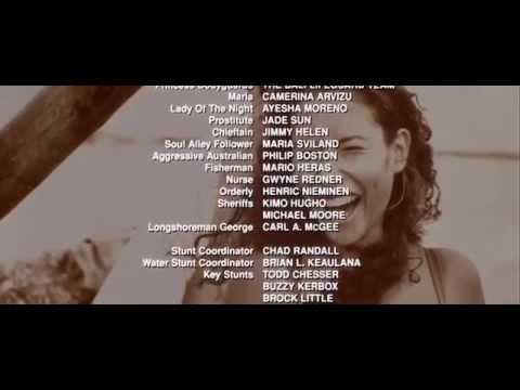 In Gods Hands 1998 Credits