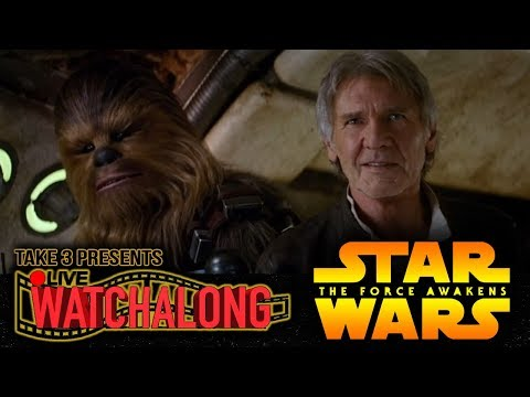 Star Wars Saga for Charity: Star Wars Episode VII: The Force Awakens