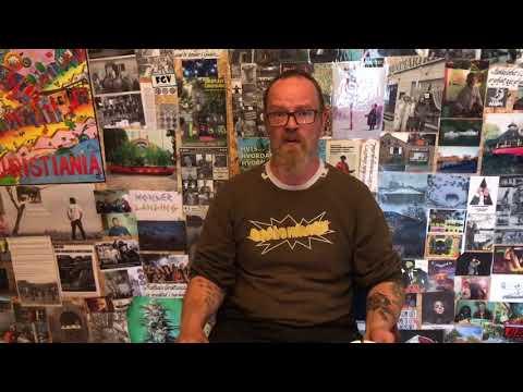 Interview med Dovne Robert