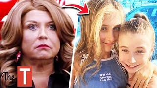 The Real Reason Savannah Left Dance Moms Season 8