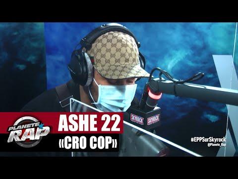 Youtube: Ashe 22«Cro Cop» #PlanèteRap