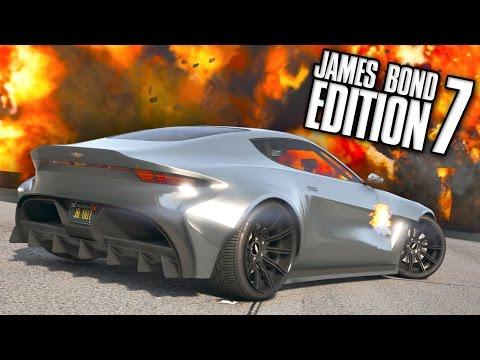 Grand Theft Auto 5 - James Bond Edition 7 - GTA 5 Short Film