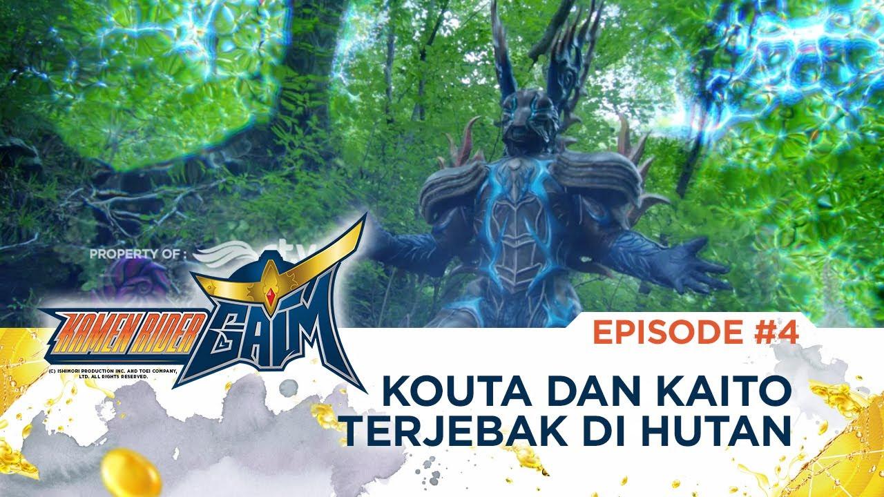 Kamen Rider Gaim RTV : Kouta dan Kaito Terjebak di Hutan (Episode 4)