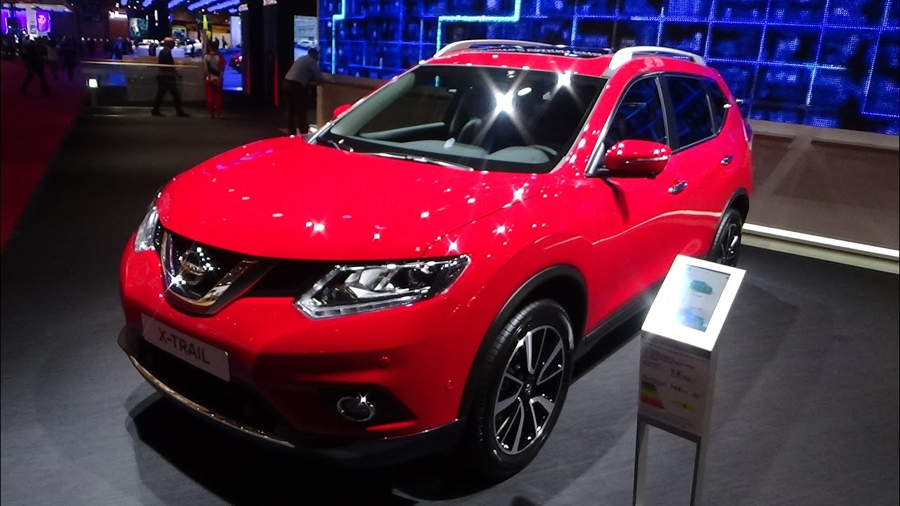2017 nissan x trail n connecta exterior and interior. Black Bedroom Furniture Sets. Home Design Ideas
