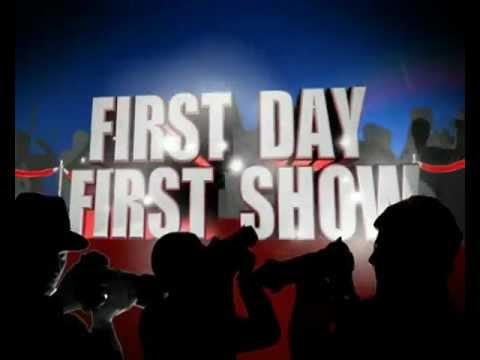 """First Day First Show"" Phenomena- Thanks to UFO MOVIEZ"