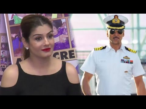 Raveena Tandon's Reaction On Akshay Kumar Getting National Award For Best Actor
