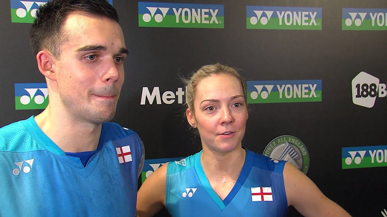 Chris & Gabby Adcock frustrated after narrow defeat in YONEX All