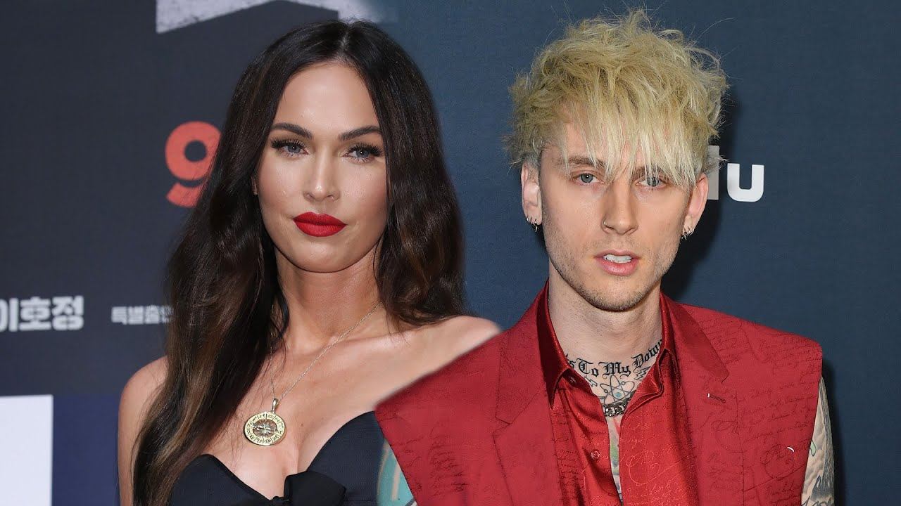 Megan Fox and Machine Gun Kelly say they had an instant ...