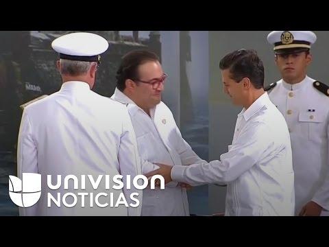 """El trino de Enrique Peña Nieto en el que llamó """"amigo"""" a Javier Duarte y respaldó su labor"""
