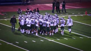 2015 Granite Bay vs Grant Football CIF DII Section Playoff game Highlights