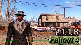 Fallout 4 (PS4) Прохождение #118: Серебряный плащ