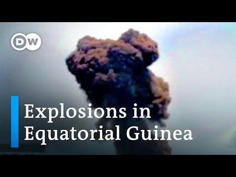 Equatorial Guinea: Dozens missing after deadly blast in Bata | DW News