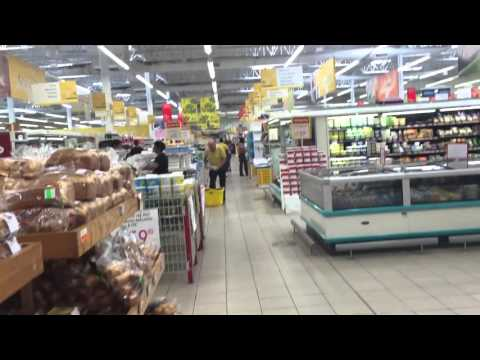 Supermarket in Puerto Plato Dominican Republic part 2
