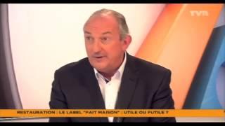"""Le 7/8 Société : le label """"fait maison"""" dans la restauration"""