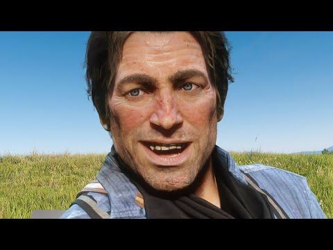 Arthur Morgan Plays Red Dead Online