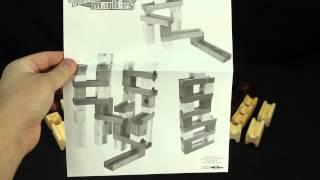 Ideal's Amaze N Marbles 45 Piece Set
