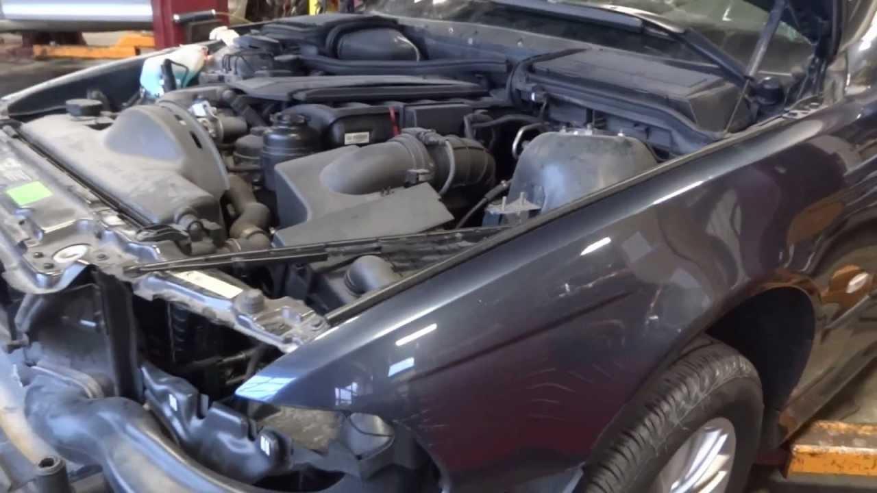 BMW I Engine With K Miles YouTube - 2002 bmw 530i engine