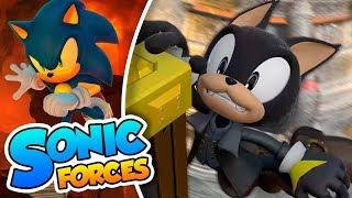 ¡Me convierto en héroe felino!- #01 - Sonic Forces en Español (Ps4) DSimphony