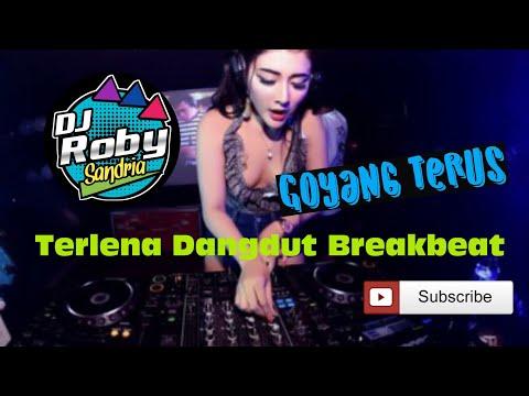 DJ Roby Sandria   Terlena Dangdut Remix