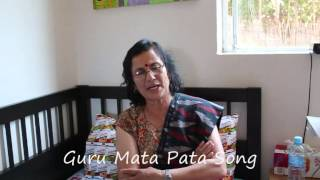 YOGAvyas Guru Mata Pita Song