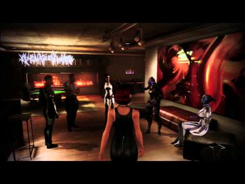 Mass Effect 3 Bonus Party