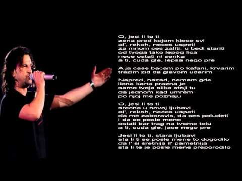 Aca Lukas - Licna karta - (Audio 1998)