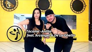 """Baixar Anitta """"Tócame"""" feat. Arcangel & De La Ghetto /Coreo Os Marrentos /zumba®"""