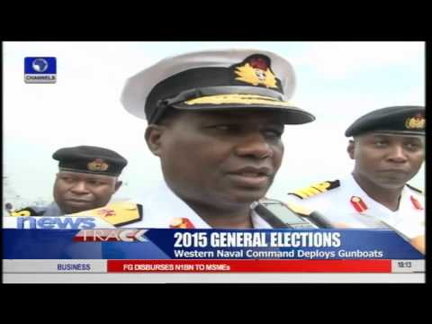 Western Naval Command Deploys Gunboats For Elections Security