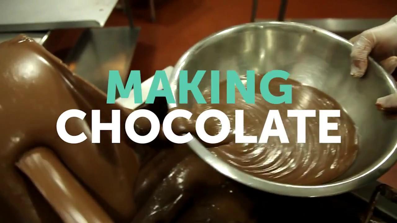 Chocolate Making 101 With Kimberley Chocolates