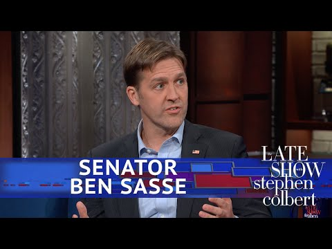 Senator Ben Sasse On Acting AG Matt Whitaker